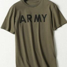 Áo thun nam Army