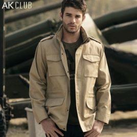 Áo Jacket lính M65