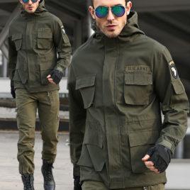 Áo khoác lính Airborne
