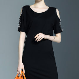 Đầm suông cao cấp D50