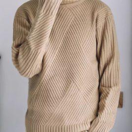 Áo len cổ cao Hàn quốc