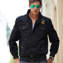 Áo jacket lính