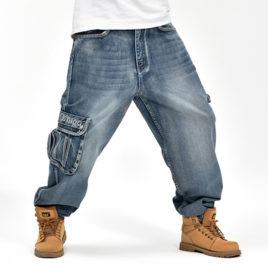 Quần jeans hip-hop